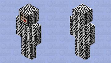 AMAZEing DERP Minecraft Skin