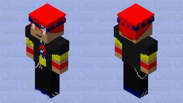 Reki - SK8 the Infinity Minecraft Skin