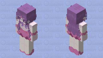 sailor mars Minecraft Skin