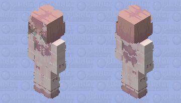 Demon 3 Minecraft Skin
