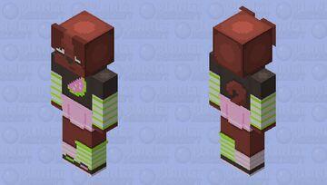 cool swag dog Minecraft Skin