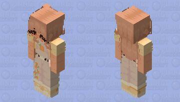 Tangerine Minecraft Skin