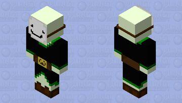 Happy Boii Minecraft Skin