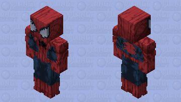 Spider-Man amazing suit   Edge of Time Minecraft Skin