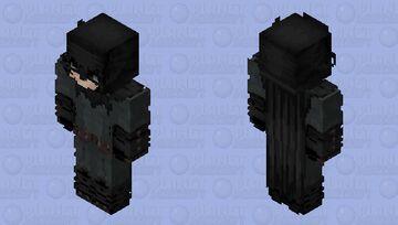 Batman Bruce Wayne DCEU Minecraft Skin