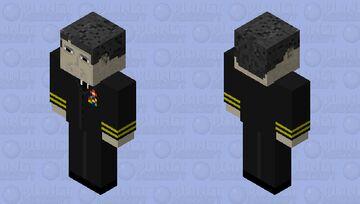 Captain Matias Torres ( Ace Combat ) Minecraft Skin