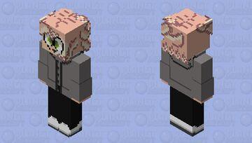 WallyLost (Alt. Skin Request by WallyLost) Minecraft Skin