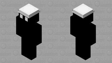 Narrator Minecraft Skin