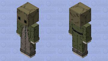 Mono Minecraft Skin