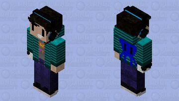 Squidster491 (HD) Minecraft Skin