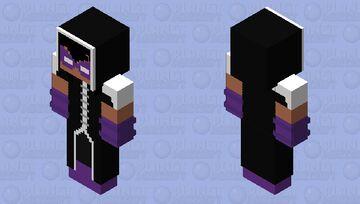Caçadora V.2 | DC Rebirth Minecraft Skin