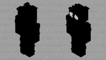 The Thing/Shadow Man (Hello Neighbor) Minecraft Skin