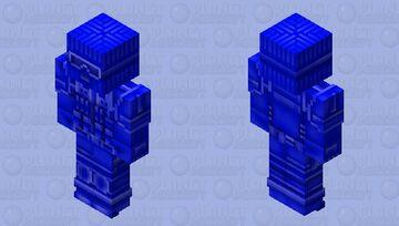 Recruit (Rainbow Is Magic) |  R6S Minecraft Skin