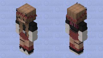 Aries Minecraft Skin