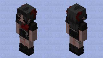 Hesito On Skinseed Minecraft Skin