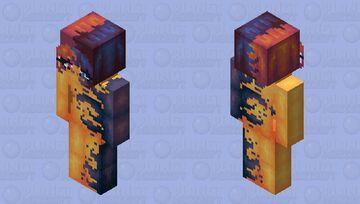 Experiment xxxx Minecraft Skin