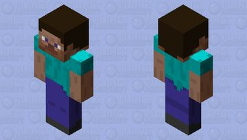 steve... Minecraft Skin