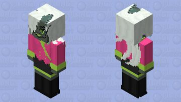 Helsa von Eldritch Minecraft Skin