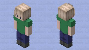 Tubbo (also subscribe for more :D) Minecraft Skin