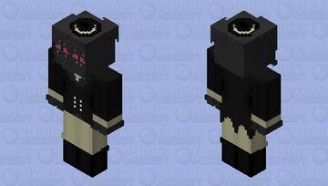 Arackniss the Spider Demon Minecraft Skin