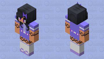 Aphmau doll Minecraft Skin