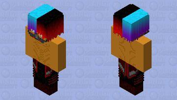 Shirtless Minecraft Skin