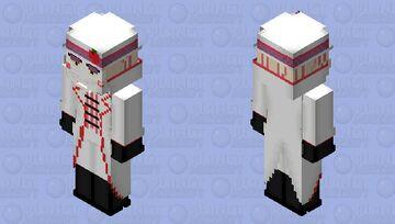 Lucifer Magne Minecraft Skin