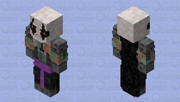 Darth Bane Minecraft Skin