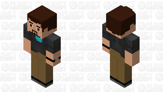 Tony Stark Minecraft Skin