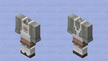 Sheep Overalls w/ Sweater! Minecraft Skin