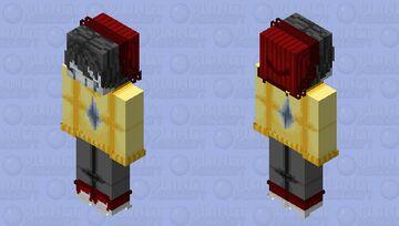 - _ - ghostbur - my re-design - _ - Minecraft Skin