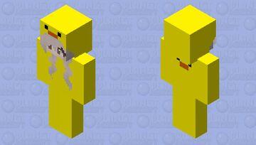 Duck girl Minecraft Skin