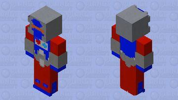Transformers - Autobot Mainframe (G1) Minecraft Skin