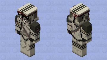 Vietnam Clone Trooper, Hd. Minecraft Skin