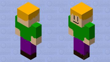 Shaggy ( sorry for making it so poorly made ) Minecraft Skin