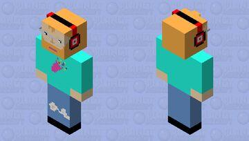 under kill Minecraft Skin