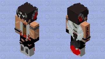 The unbeatable boxer (refix) Minecraft Skin