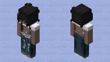 crop top Minecraft Skin