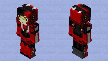 FirePepper | Decepticons | Transformers Minecraft Skin