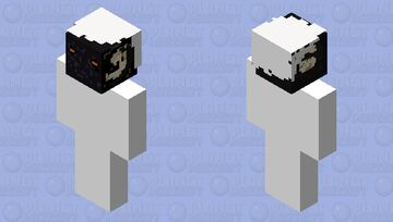 Head Might do the body later Minecraft Skin