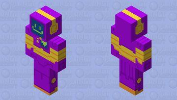 Happy Minecraft Skin