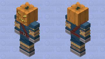 PumpkinJack Minecraft Skin
