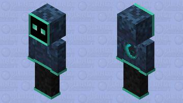 Moonstriker Minecraft Skin