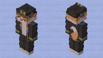Fundy / mcyt / dream team / its fundy / fox Minecraft Skin