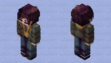 Jason Todd - DC Titans series Minecraft Skin
