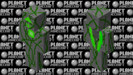 The lost: elmret HD Minecraft Skin