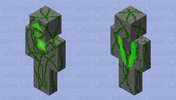The lost: elmret HD Minecraft Skin