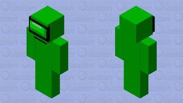 pasiente 0 Minecraft Skin