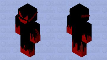 Entries for the Dark Dominion contest: Soul Eater Minecraft Skin