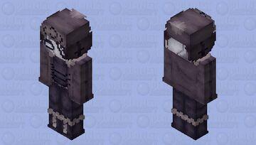 Ruv FNF mod Minecraft Skin
